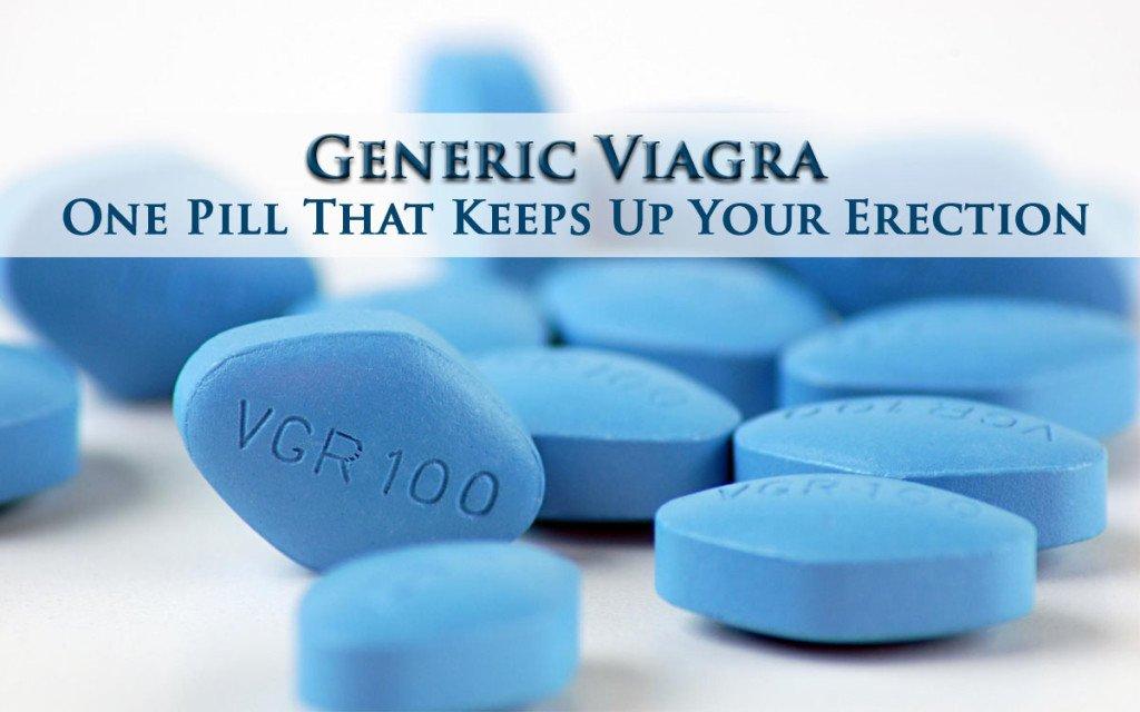 Generic Viagra Work